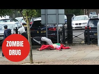 Zombie' spice addicts on streets of Blackburn - video dailymotion