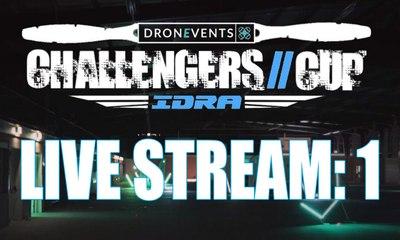 Groningen Internationals | Live Stream 1 | IDRA 2018 Challengers Cup
