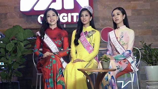 Phỏng Vấn Độc Quyền Hoa Hậu Việt Nam 2018   YAN News