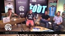 Débat Foot Marseille : Jusqu'où peut aller Thauvin ? Francfort/Lyon : l'OM peut frapper fort !