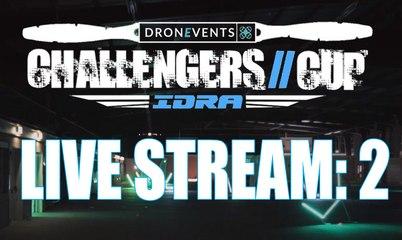 Groningen Internationals | Live Stream 2 | IDRA 2018 Challengers Cup