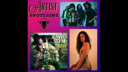 Sabrina Claudio, Greta Van Fleet, Brushy One String • Artist Spotlight • No Bull Sessions