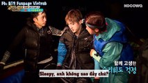 [Vietsub|Borahae BTS #10] Jin(BTS) bị ngất trong Law of the Jungle(luật rừng)