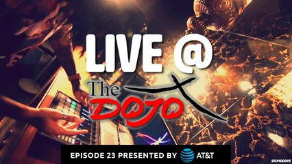 Watch: Live at the Dojo | Chris Glass | Episode 23