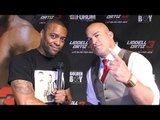 TITO ORTIZ: I Wanna Make Chuck Liddell FIRST DEATH in MMA!