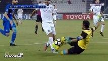 AFC : Bounedjah passeur et buteur, Al Sadd en 1/2