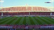 2018-09-17مباراه من دوري الابطال اسيا  فريق بيرسبولس الايراني والدحيل القطري  الشوط الاول