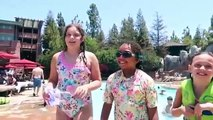 Toy Freaks - Freak Family Vlogs - Bad Baby Victoria Annabelle Bad Baby Tiana Toy Freaks Family swimming pool (1)