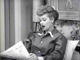 I Love Lucy Show -  Lucy Is Envious & Lucy Wants New Furniture