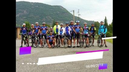 Sortie Cyclo au Col du Portillon