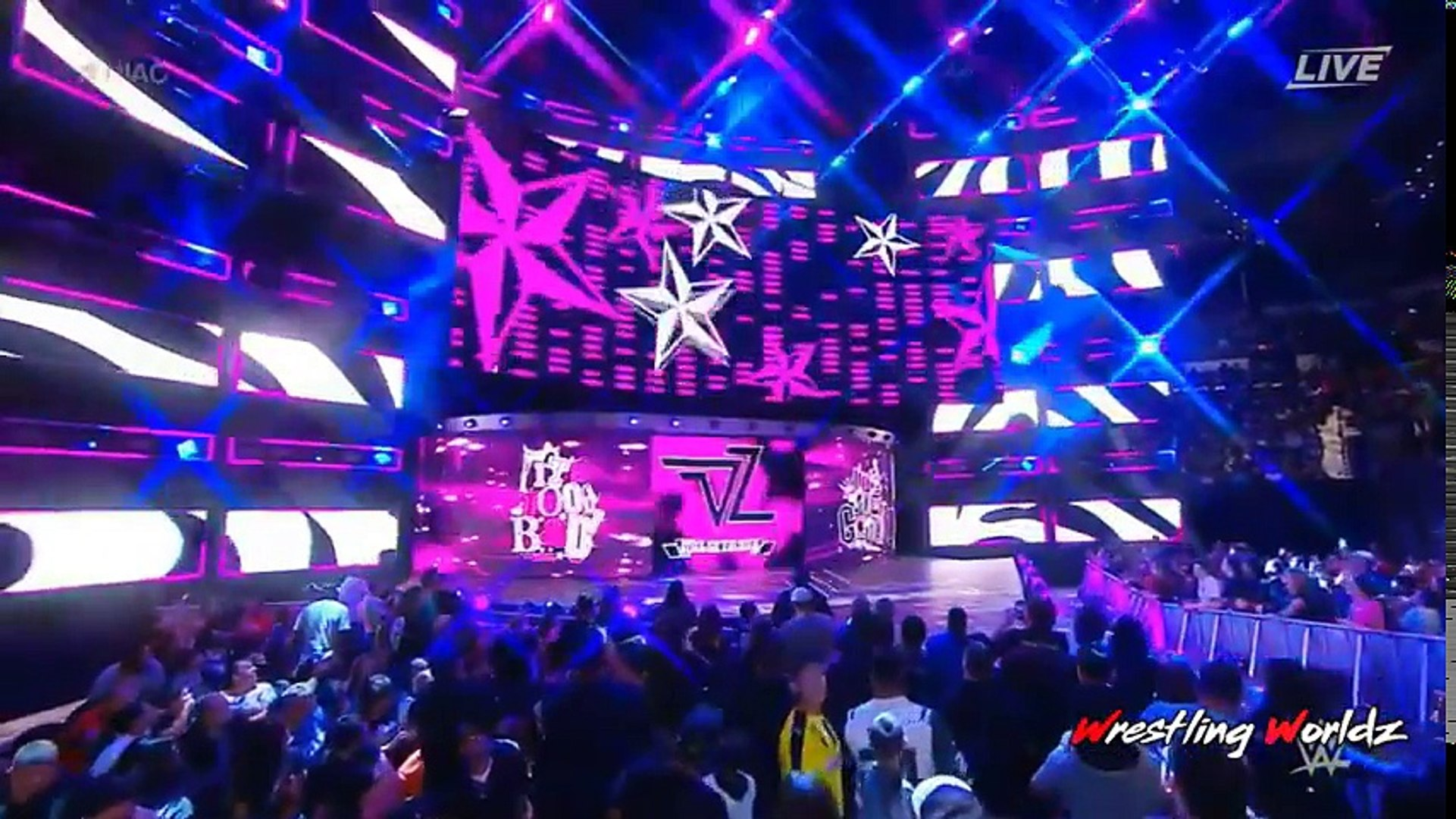 Part 2 WWE Hell In A Cell 2018, 16 September 2018 Highlights