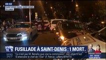 Fusillade à Saint-Denis: un mort