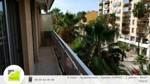 A louer - Appartement - Hyeres (83400) - 2 pièces - 40m²