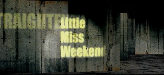 Straightener - Little Miss Weekend