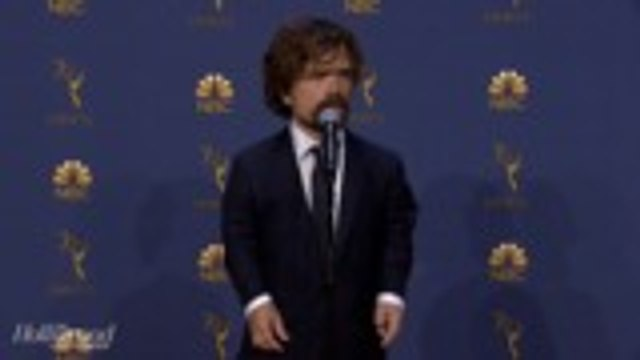 """Peter Dinklage Calls 'Game of Thrones' Cast an """"Enormous Family to Be Apart Of""""   Emmys 2018"""