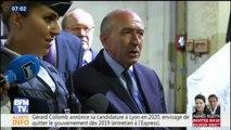 Gérard Collomb annonce sa candidature aux municipales de Lyon en 2020 et envisage de quitter le gouvernement dès 2019