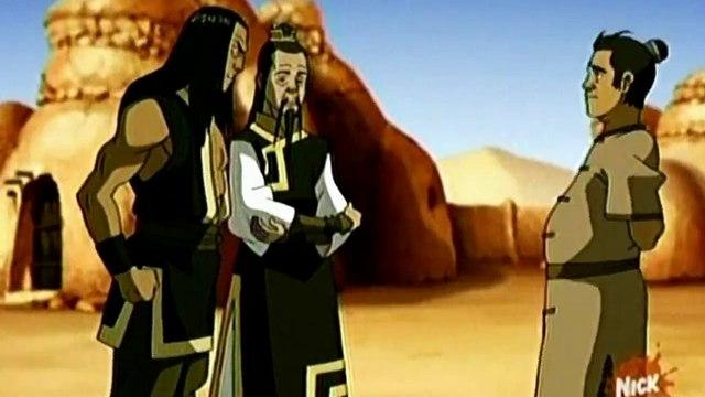 Avatar - The Last Airbender - S02E11 - The Desert