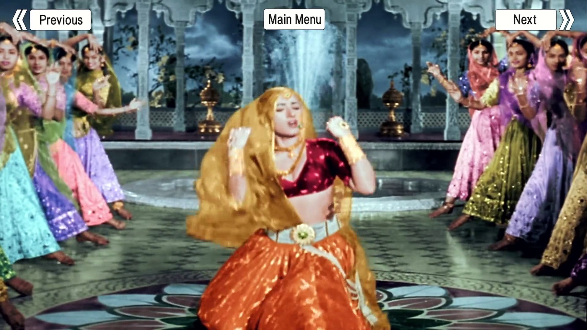 All Songs -Mughal E Azam -  Dilip Kumar - Madhubala - Lata Mangeshkar - Mohd Rafi-Prithviraj Kapoor