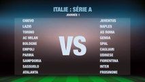 Football: Tableau Italie série a
