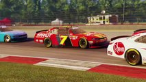 NASCAR Heat 3 - Trailer Officiel