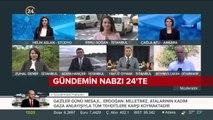 Erdoğan Kabataş lisesi'ndeydi