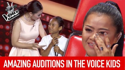 The Voice Kids   AMAZING BLIND AUDITIONS [PART 3]