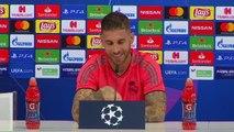 Real Madrid - Ramos remet sèchement Griezmann à sa place