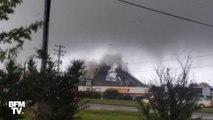 Après l'ouragan Florence, les sud-est des Etats-Unis est violemment frappé par une série de tornades