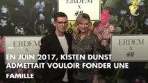 PHOTOS. Kirsten Dunst, radieuse aux Emmy Awards pour sa première apparition depuis son accouchement