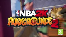 NBA 2K Playgrounds 2 - Bande-annonce date de sortie