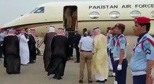 Prime Minister Imran Khan Arrives in Madina