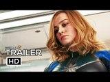 CAPTAIN MARVEL Official Trailer (2019) Brie Larson Marvel Superhero Movie HD