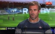 Top Rugby - Brock James - Agen UBB