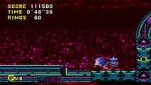 [Let's Play] Sonic CD - Partie 3 - Sonic contre Métal Sonic !