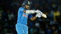 India VS Hong Kong Asia Cup 2018: Shikhar Dhawan, Rayadu Take India To 285/7, Innings Highlights