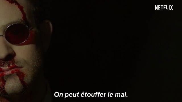 Daredevil - Saison 3 - premier trailer et date de la série de la série Marvel (VOST)