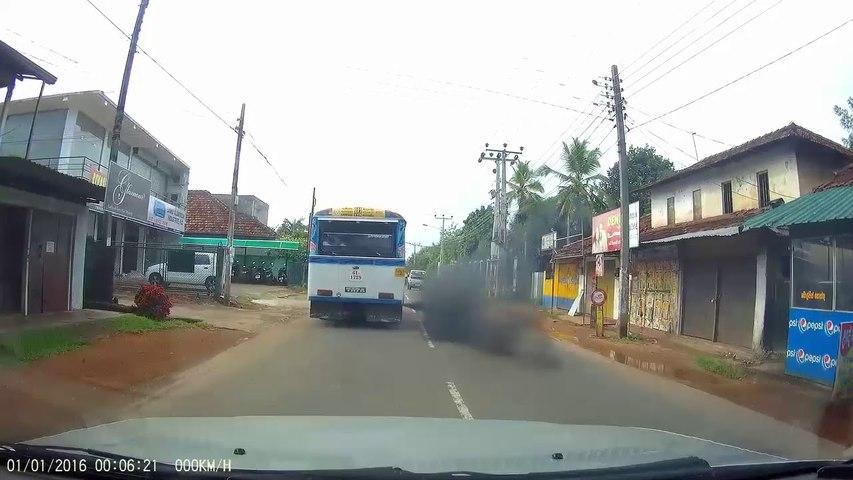 Smoky Bus