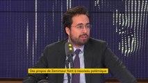 """Racisme sur internet : """"Ce que propose ce rapport, c'est apporter de la transparence"""" explique Mounir Mahjoubi"""