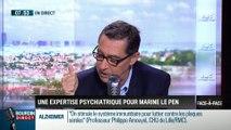 Brunet & Neumann : Une expertise psychiatrique pour Marine Le Pen - 21/09