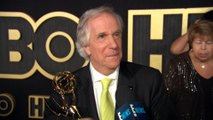 "Henry Winkler Says ""Barry"" Emmy Win Was ""Meant to Be"""