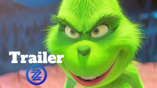 The Grinch Trailer #3 (2018) Benedict Cumberbatch Comedy Movie HD