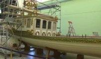 Culture : le Canot de Napoléon 1er déménage