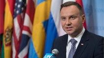 President Andrzej Duda Pitches U.S. Military Presence In Poland