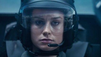 captain marvel trailer shows carol danvers backstory mcu beginnings