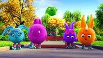 Солнечные Зайчики – мультфильм для самых маленьких - Чудо-кисточка - 3D