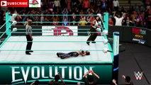 WWE Evolution 2018 Lita vs  Mickie James Predictions WWE 2K18