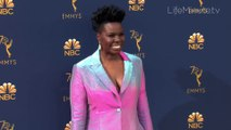 Emmys 2018 Red Carpet Looks: Mandy Moore, Milo Ventimiglia, Emilia Clarke, Kristen Bell and More