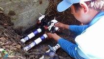 Gardener Services Santa Barbara Crews installing new valves!