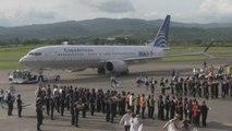 Copa Airlines recibe primer avión Boeing 737 MAX 9 en Panamá