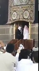 imran khan in kaaba sharif